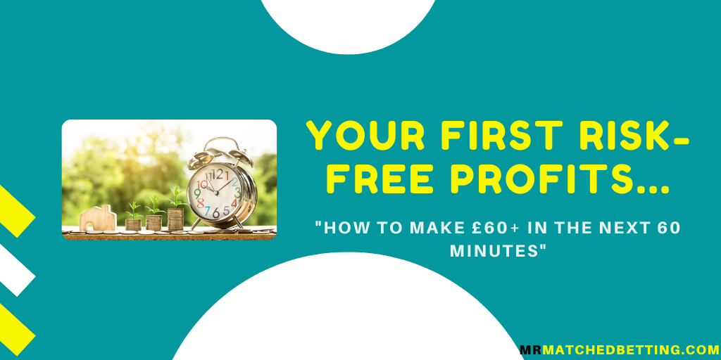 Make Your First £60+ In Less Than 60 Minutes