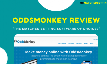 OddsMonkey Review *2021*: The Matched Betting Software of Choice?